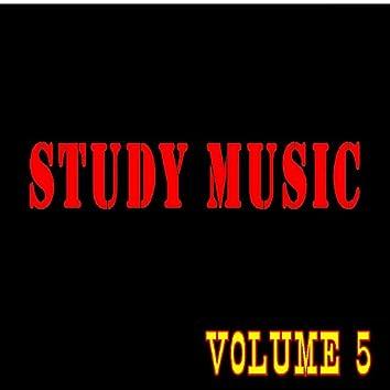 Study Music, Vol. 5