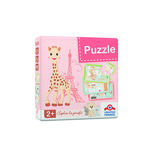 Apicoove apicoove3760002230467Sophie la Girafe Puzzle Spiel