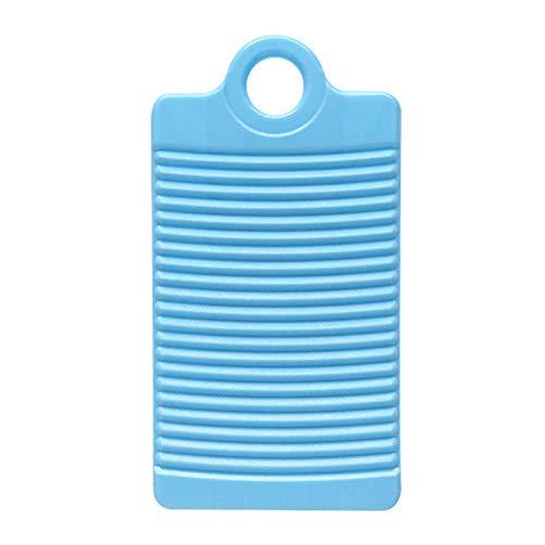 HoneybeeLY Mini-Waschbrett, bunt, Rutschfest blau
