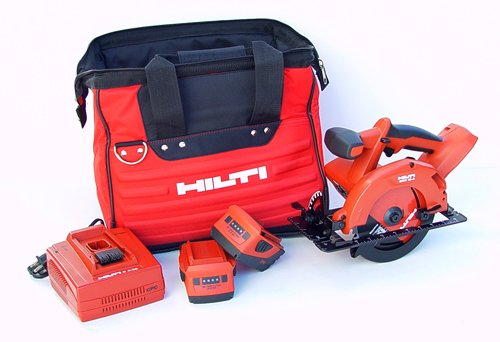 Hilti 3482502 SCW || Cordless Circular Saw with Tool Bag