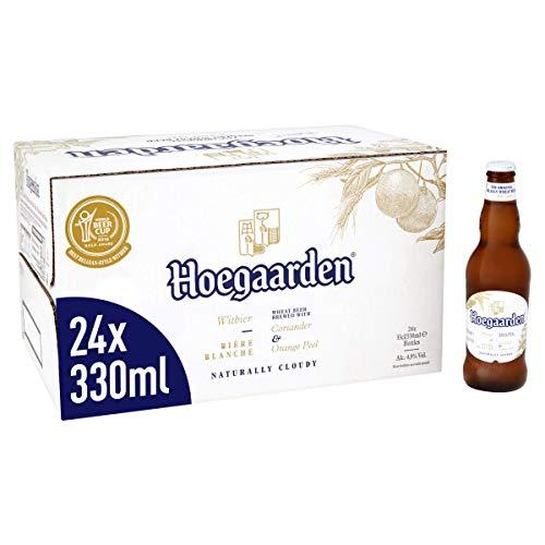 Cerveza Hoegaarden Botella Caja Pack 6X4X33Cl