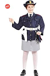 Amazon.es: Policia Disfraz: Bebé