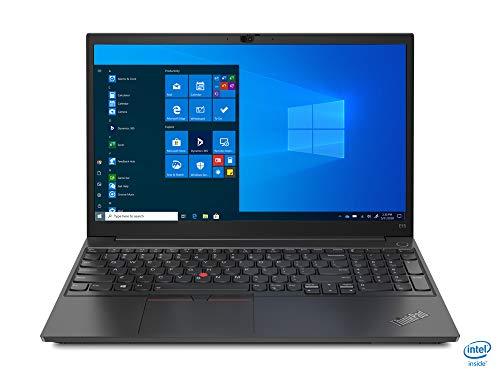 Lenovo THINKPAD E15 CI7-1165G7 16GB, black