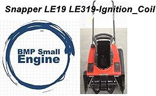 BMotorParts Ignition Coil Module for 3HP Snapper LE3190E LE3190R LE19 LE319 Snow Blower