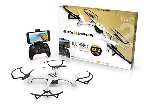 Sky Viper Journey GPS Drone Black/Green
