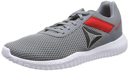 Reebok Flexagon Energy MT, Chaussures de Fitness Homme, Multicolore (Cdgry4/Prired/Negro 000), 39 EU