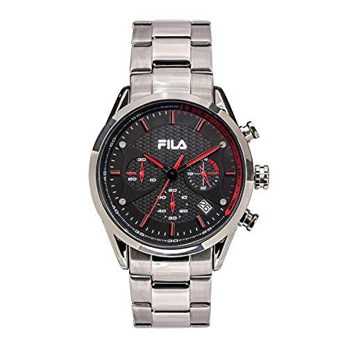 Fila Delta Style - Reloj de Pulsera para Hombre con cronógrafo