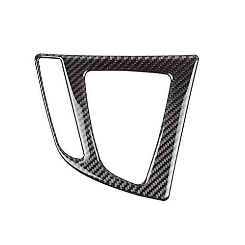 CCHAO Cubierta de Panel de Cambio de Engranaje de Coche Ajuste de Fibra de Carbono para BMW 3 4 Series F30 F31 F34 F32 F33 F36 Accesorios de Estilo de automóvil