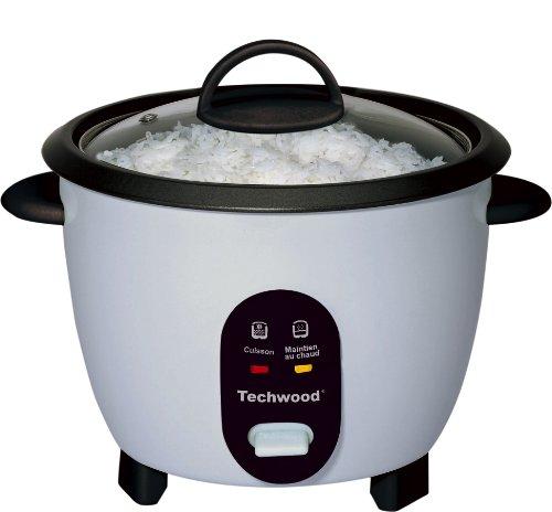 Techwood TCR-256 Cuiseur Riz Multi Fonctions 2,5 L