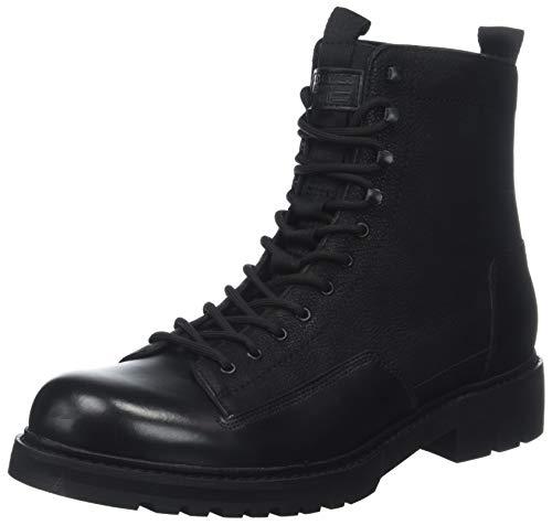 G-STAR RAW Herren Roofer II Klassische Stiefel, Schwarz (Black 990), 43 EU