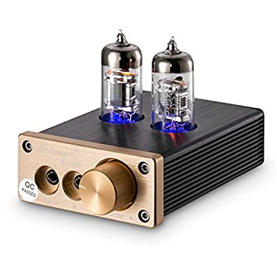 Nobsound NS-08E Vacuum Tube Integrated Amplifier Mini Audio HiFi Stereo Headphone Amp by Douk Auido