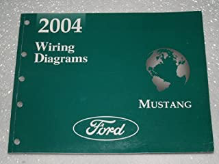 2004 Ford Mustang Wiring Diagrams