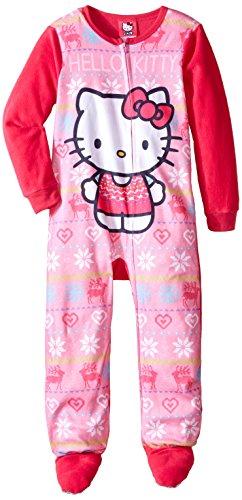 Hello Kitty - Pijama - para niña Rosa rosa
