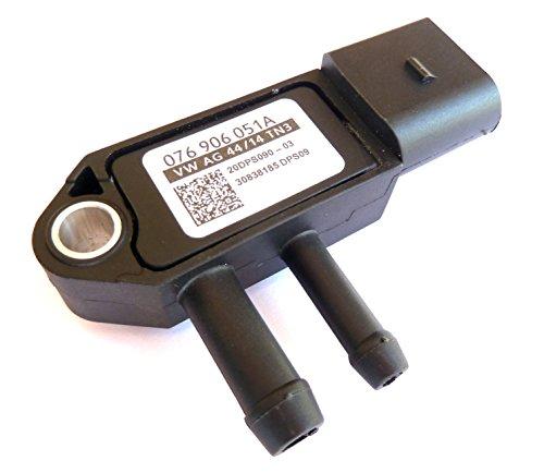 Sensor de presión diferencial DPF Filtro de partículas diésel 076906051