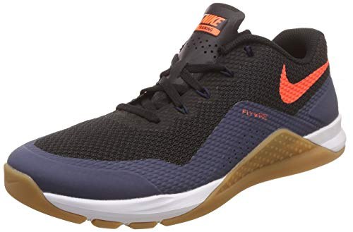 Nike Metcon Repper Dsx, Zapatillas de Running Hombre, Multicolor (Black/Hyper Crimson 084), 45.5 EU