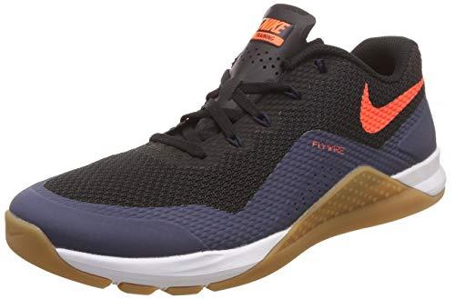 Nike Metcon Repper Dsx, Scarpe Running Uomo, Multicolore (Black/Hyper Crimson 084), 40.5 EU