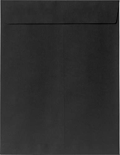9 x 12 Max 83% OFF Open-End Envelopes in 80 Midnight a Max 42% OFF Mailing for Black lb.