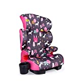 Cosatto Sumo Child Car Seat | Group 2/3, 15-36 kg, 4-12 years, ISOFIT, High Back...