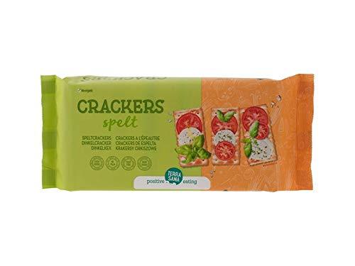 Terrasana Crackers De Espelta 280 G 280 G 280 ml