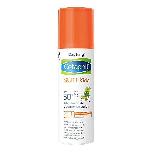 Cetaphil sun kids Daylong 50+ liposomale Lotion, 150 ml Lotion