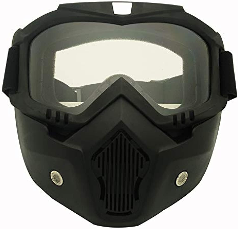 DingXW Motorcycle Men Women Helmet Riding OffRoad Equipment Outdoor Harley Goggles Highend Lens Mask Goggles
