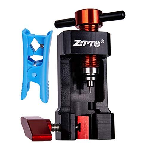 perfeclan Fahrrad Schneidewerkzeug Einpresswerkzeug für hydraulische Bremsleitungen