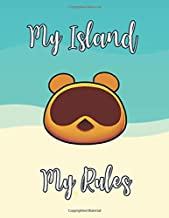 My Island My Rules: Animal Crossing Bullet Journal Large Planner