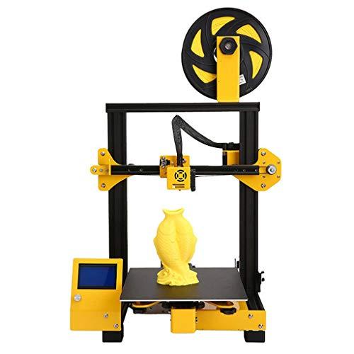 DM-DYJ Maison DIY3D Imprimante, Éducation Niveau Bureau Petit Taille d'impression 220 * 220 * 250mm Imprimante, FDM
