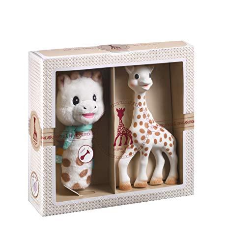 Sophie la Girafe - Coffret avec des hochets