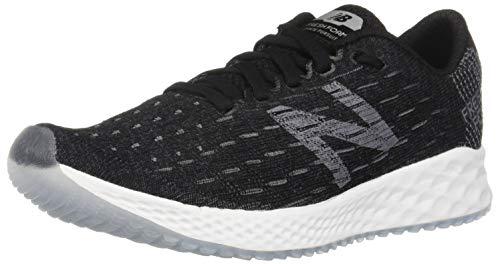 New Balance Fresh Foam Zante Pursuit, Zapatillas de Running, Negro (Black/White Black/White), 35 EU