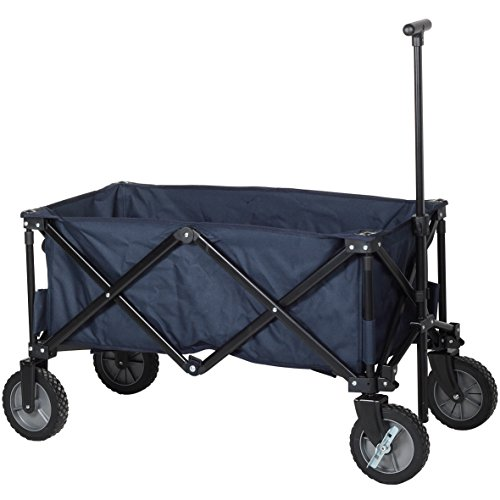 Chariot pliable Campart HC-0910 – Capacité de...