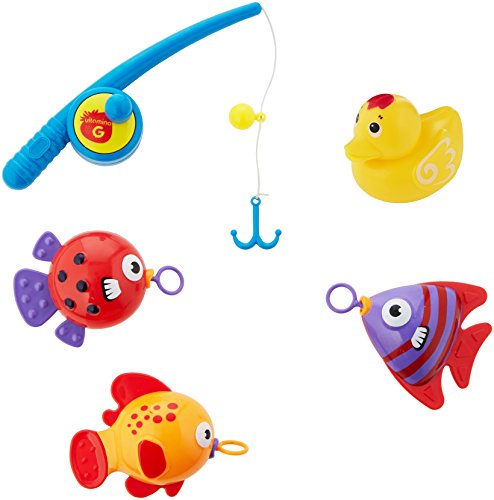 Globo Toys 5172 Vitamina _ G Pêche de Jeu Tige