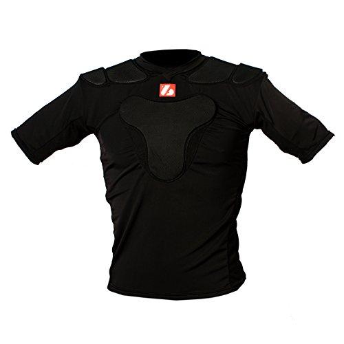 BARNETT RSP-PRO 3 Rugby Schulterschutz, schwarz S