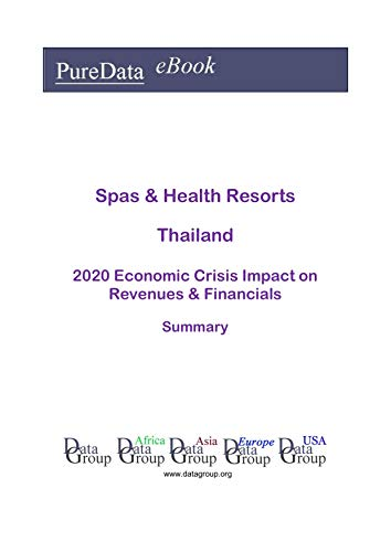 Spas & Health Resorts Thailand Summary: 2020 Economic Crisis Impact on Revenues & Financials (English Edition)