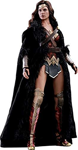 Unbekannt Hei pielsachen Movie Master Piece  Justice League - Wonder Woman Deluxe Version