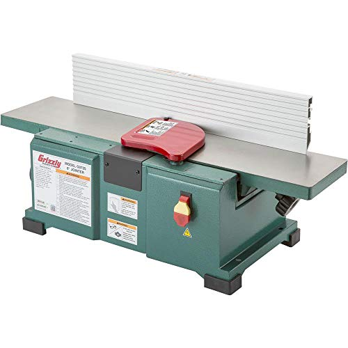 Grizzly Industrial G0725-6' x 28' Benchtop Jointer