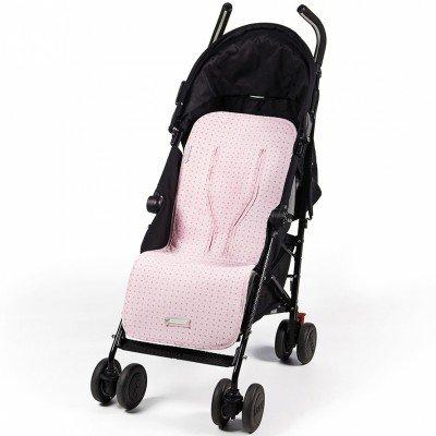 Pasito A Pasito - Colchoneta silla universal elodie rosa(ed)