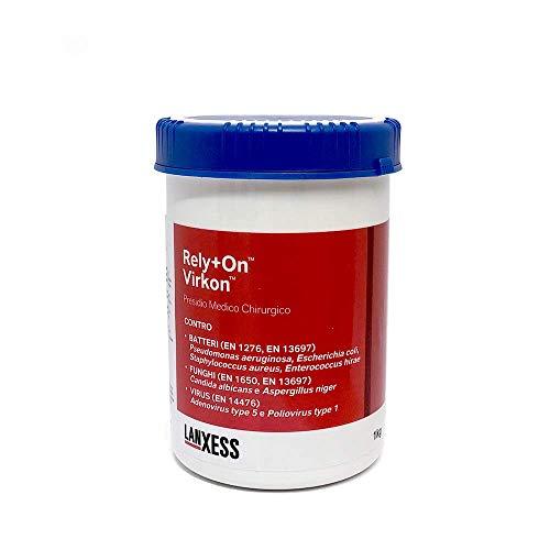 Rely+On Virkon. Disinfettante virucida ad ampio spettro.
