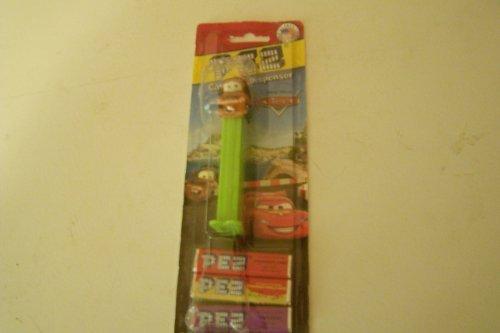 ディズニー カーズ マックイーン PEZ ペッツキャンディディスペンサデーと3キャンィ 並行輸入品 アメリカ販売品