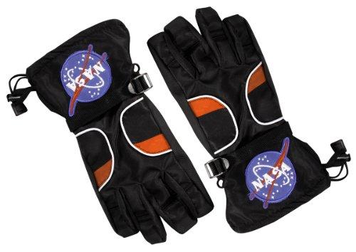 Aeromax ASGB-SML Astronaut Handschuhe, Schwarz, Gr--e Small
