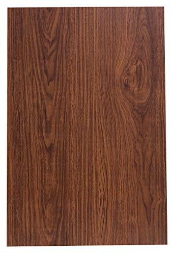 Holztapete, Überfälzung, selbstklebend, entfernbar, wasserfest, 45 x 300 cm