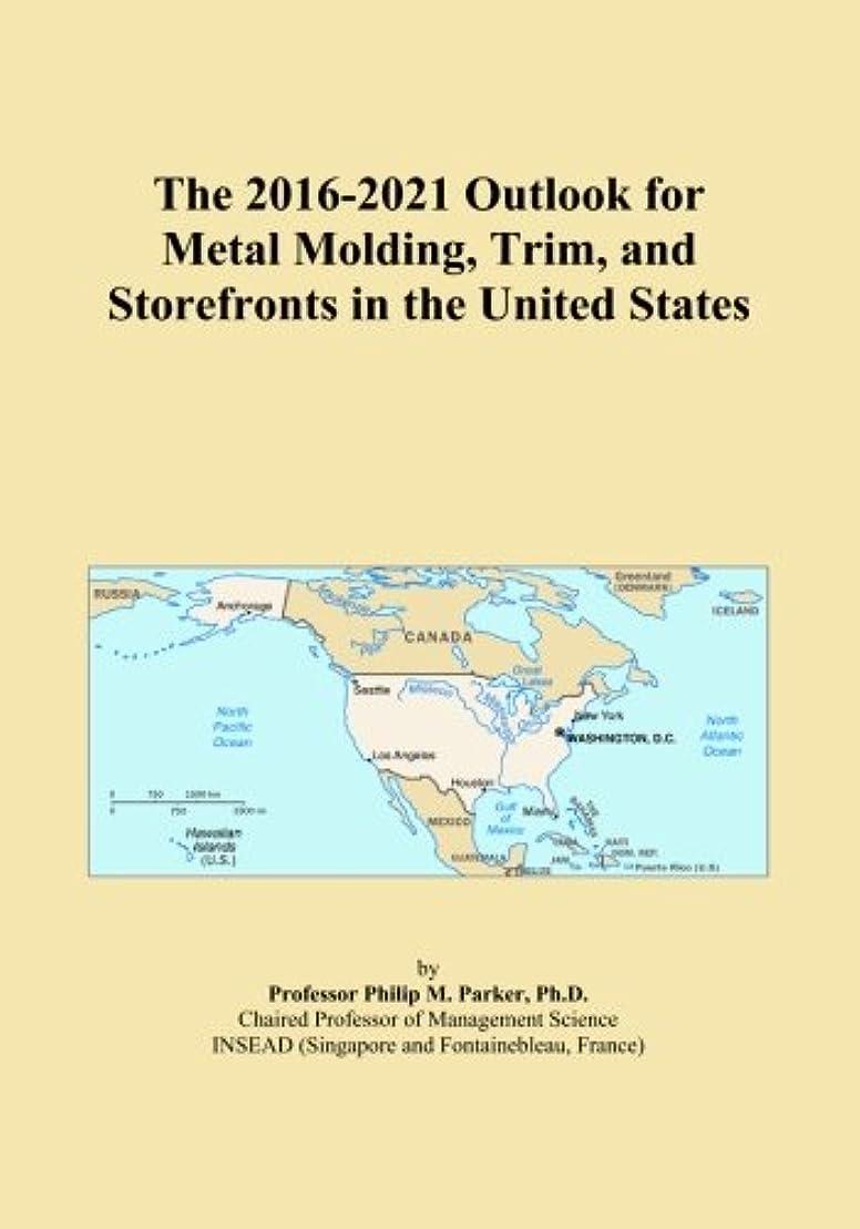 クリップ蝶案件無限The 2016-2021 Outlook for Metal Molding, Trim, and Storefronts in the United States