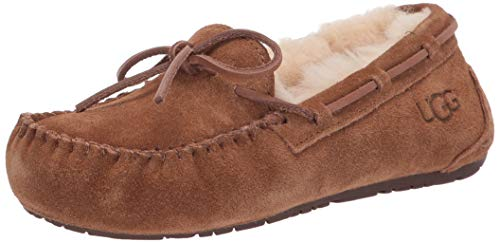 UGG Australia Children's Dakota Casual Shoes,Chestnut,3 Child US