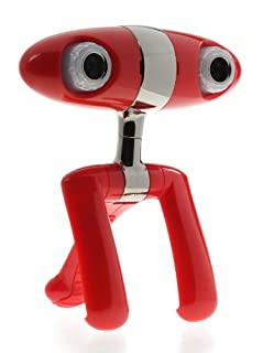 Minoru 3D Webcam (Red/Chrome) (B001NXDGFY) | Amazon price tracker / tracking, Amazon price history charts, Amazon price watches, Amazon price drop alerts