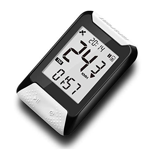 iGPSPORT GPS Bike Computer Wireless GPS Cycling Computer Bicycle Speedometer IPX7 Waterproof Cycle Computer Gray
