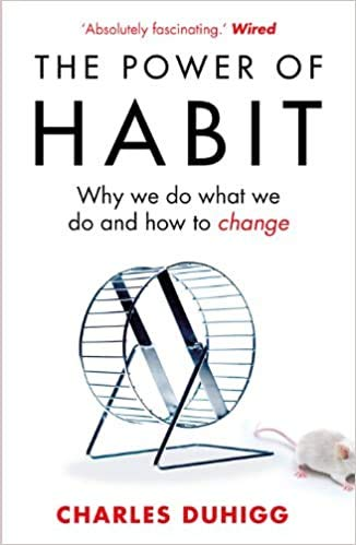 The Power of Habit, Messy, The 7 Habits Of Highly Effective People 3 Books Collection Set