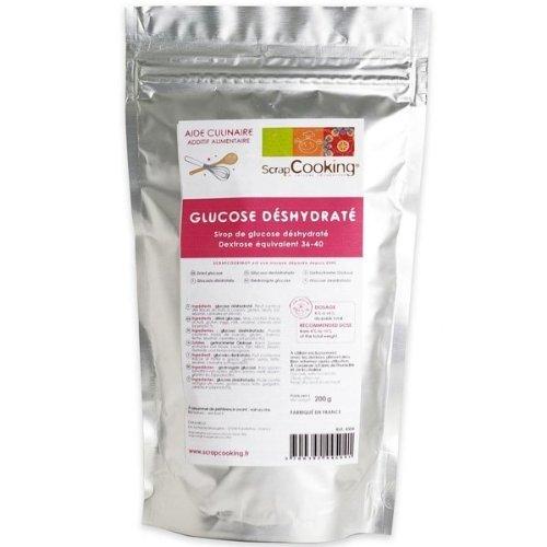Glucosa seca 200 g
