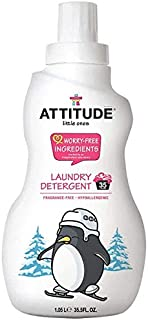 Attitude Little Ones Fragrance Free Laundry Detergent 35.5 Fluid Ounce