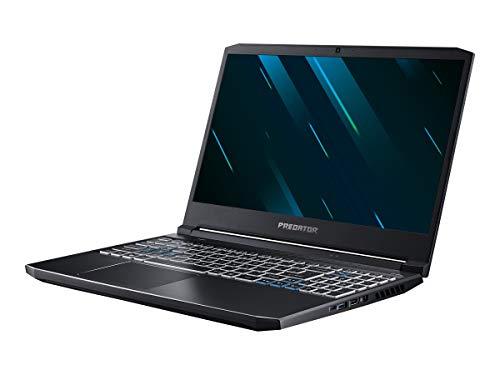 2021 Acer Predator 15 144Hz FHD 1080P Gaming Laptop, Intel Core i7-10750H up to 5.00 GHz, RTX 2060 6GB, 16GB RAM, 512GB SSD (Boot) + 1TB HDD, Backlit KB, Win10 Pro + NexiGo Wireless Mouse Bundle