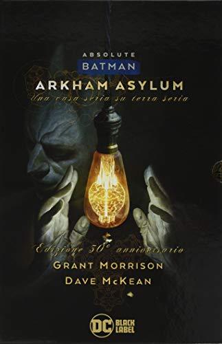 Arkham Asylum. Batman